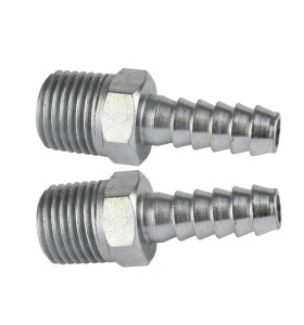 Custom Top Quality Stainless Steel CNC Machining Male Pipe Fittings with PVD for Construction