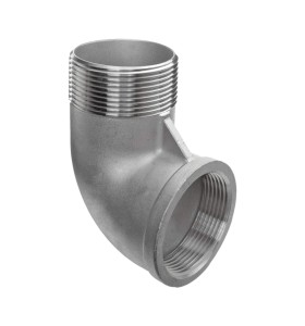 Custom High Precision Aluminum Casting for Pipe Fitting parts