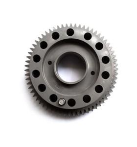 Precision Casting Zinc Plating Steel Alloy Motor Crankshaft Gear Parts