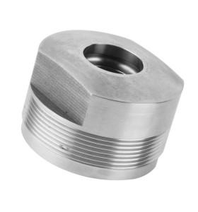 Индивидуальные Китай высокого качества механические фрезерные стальные детали с ЧПУ
