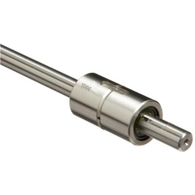 Piezas de mecanizado CNC de precisión de par medio Spline de bola de acero