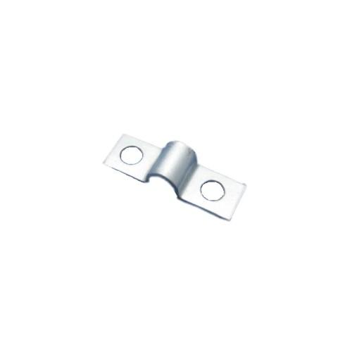 Clips de sillín de sellado de acero personalizados de fábrica para componentes electrónicos