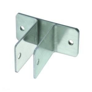 OEM عالية الجودة من الفولاذ المقاوم للصدأ عميق تعادل ختم أجزاء من بالوعة المطبخ مع شهادة ISO9001
