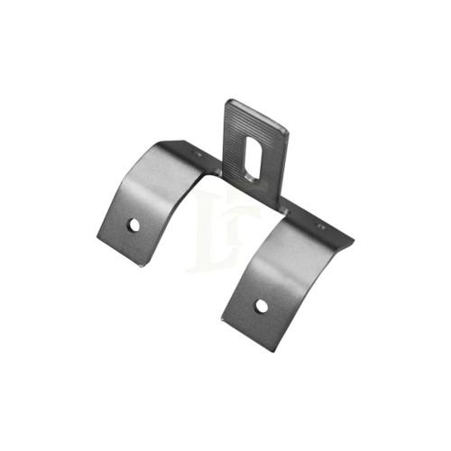 مخصص عالية الدقة الفولاذ المقاوم للصدأ 304 ختم لأجزاء ورقة الباب
