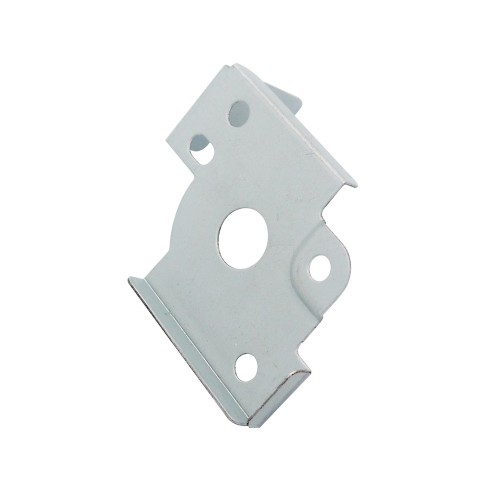 Kundenspezifisches High-Finish-Stahlstanzen für Schubladenhalterungsteile mit Präzisionsschleifer