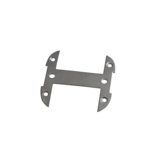 Piezas de sellado de acero inoxidable profesional de alta precisión OEM para interruptores eléctricos