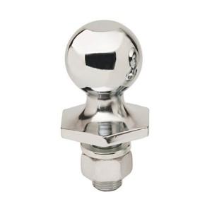 Bola de enganche de forja en caliente de servicio pesado personalizado para accesorios de remolque