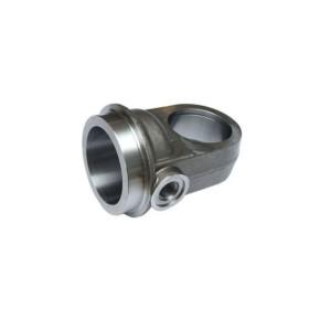 Forja en caliente de aluminio de alta precisión personalizada para piezas de carro transportador