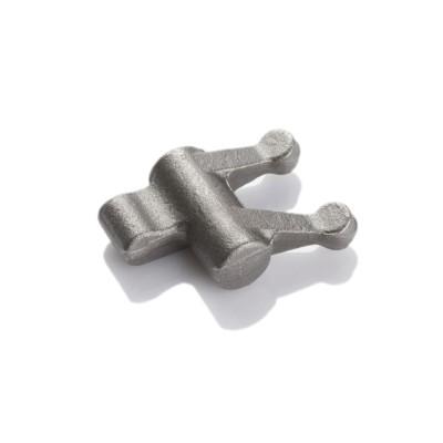 Piezas de forja en caliente de acero de alta precisión OEM para eje de hélice