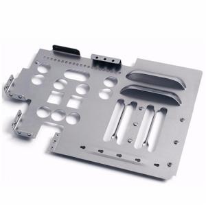 Изготовленная на заказ нержавеющая сталь высокой точности штемпелюя электронные блоки для расквартировывать части