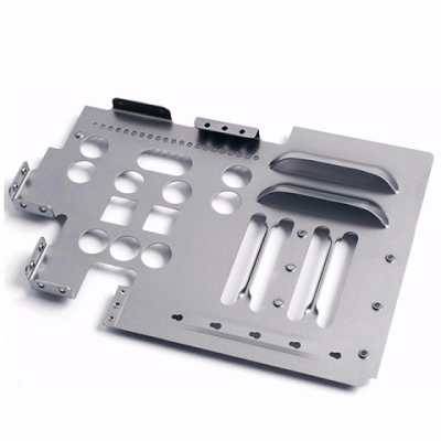 Componentes electrónicos personalizados de alta precisión de sellado de acero inoxidable para piezas de vivienda