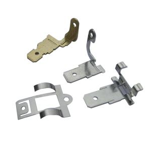 Accesorios automotrices de sellado de acero de alta precisión OEM para piezas de soporte
