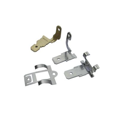 OEM High Precision Steel Stamping Kfz-Zubehör für Halterungsteile
