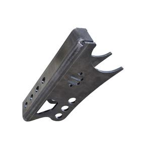 Kundenspezifische hochpräzise Stahlstanzschienenkomponenten zum Biegen von Teilen