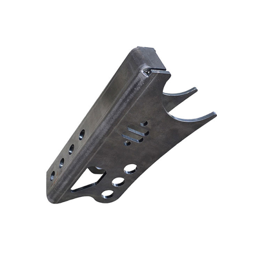 Acier adapté aux besoins du client de haute précision emboutissant des composants de voie pour les pièces de recourbement