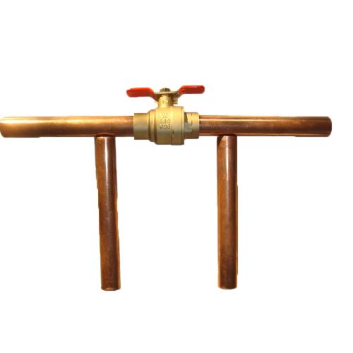 Copper Manifold