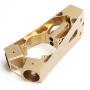 Milling Parts for Brass
