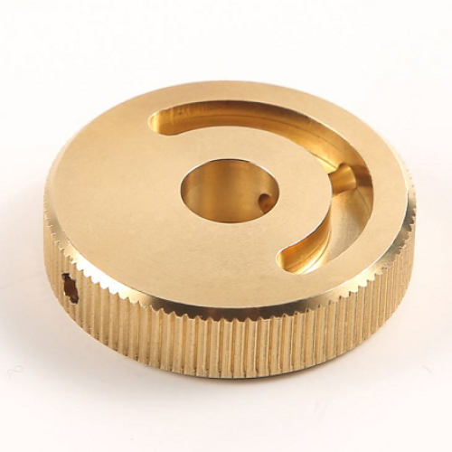 Turning Parts for Brass