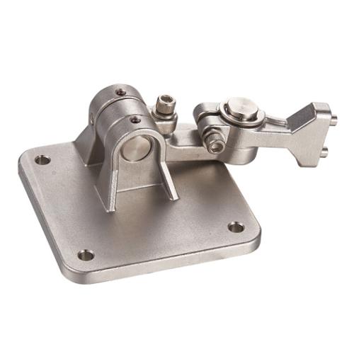 Компоненты изготовленной на заказ высокой точности отливки нержавеющей стали автоматические для частей тележки