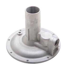 تخصيص الألومنيوم عالية الدقة صب اكسسوارات السيارات لقطع غيار المضخة