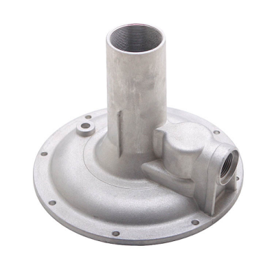 Accesorios automáticos de fundición de aluminio de alta precisión personalizados para piezas de bomba