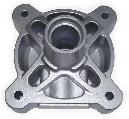 Fundición de acero de alta precisión OEM para accesorios de motocicletas