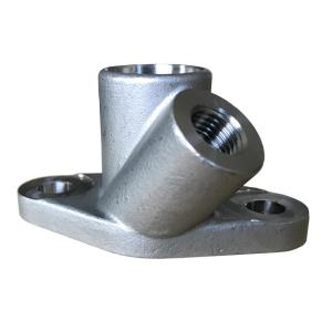 Изготовленная на заказ алюминиевая отливка высокой точности для частей оборудования конструкции