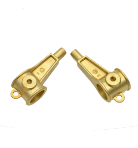 تصنيع النحاس الأصفر عالية الدقة لقطع غيار الآلات الطبية
