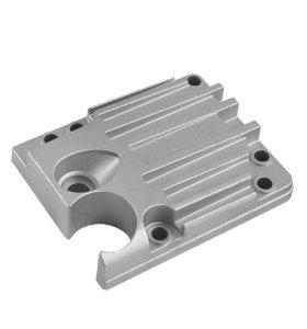 Oem Hochpräzises Aluminiumguss-Automobilkomponenten für Bremssystemteile