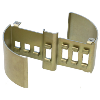 OEM High Precision Brass Stamping Furniture Hardware for Hinge Parts