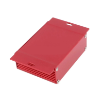 Customized Aluminum Stamping Fittings Enclosure Box Panel Case Frame with Power Coating