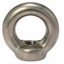 Kundenspezifische hochpräzise Stahlschmiede-Ösenmuttern zum Heben von Armaturen