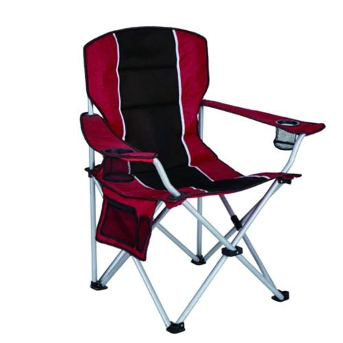 Outdoor Furniture Portable Folding Chair with Cup Holder-Cloudyoutdoor