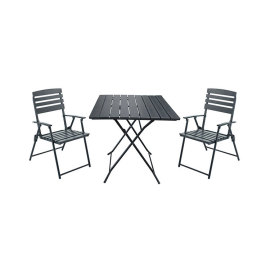 Restaurant Waterproof Outdoor Patio Furniture Set-Cloudyoutdoor