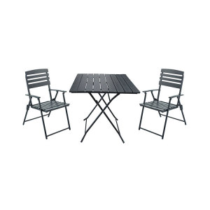 Cloudyoutdoor YTCT005 restaurant waterproof outdoor patio furniture set