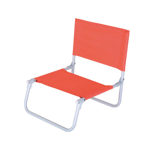 Constructed with Durable Resists Color Fading Comfortable Low Seating Beach Chair--Cloudyoutdoor