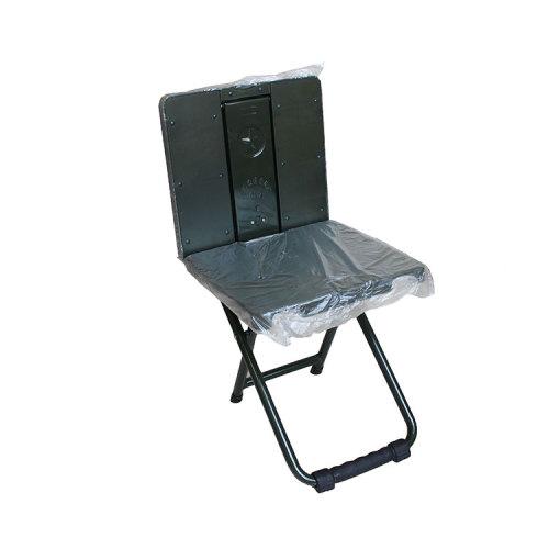 Indoor/Outdoor use Special Green/Navy Blue Miniature Study Chair-Cloudyoutdoor