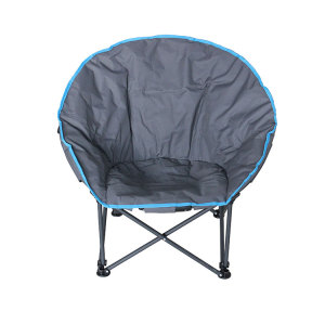Living Room Bedroom Durable Soft Delicate Moon Chair-Cloudyoutdoor