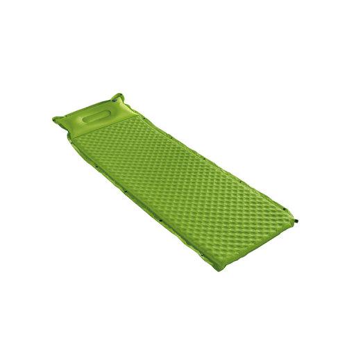 Eco Camping Mattress Inflatable Sleeping Pad Mat with Pillow-Cloudyoutdoor
