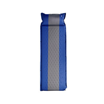 Compact Air Sleeping Pad Inflatable PVC Portable Thick Foam Camping Mat Bed-Cloudyoutdoor