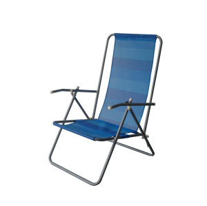 Lightweight Portable Vintage Relax Beach Sleeping Chair-Cloudyoutdoor