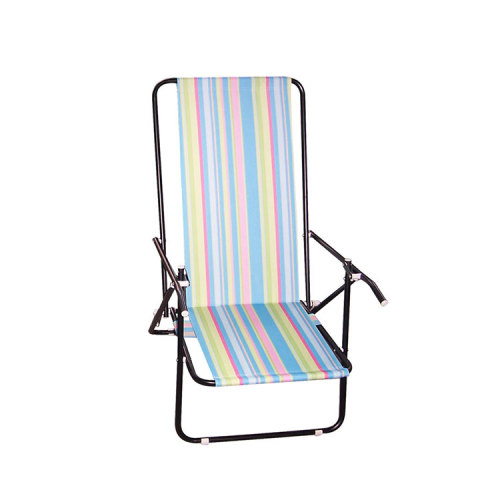 Lightweight Portable Vintage Relax Beach Sleeping Chair-Cloudyoutdoor