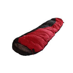 Winter travel outdoor adult/kids backpacking sleeping bag