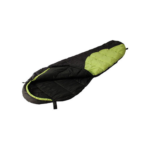 Good price for green outdoor camping lightweight sleeping bags all season