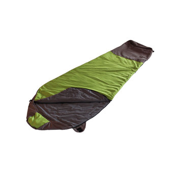 Camping outdoor 15-25℃ backpacking sleeping bag high quality with compression sack