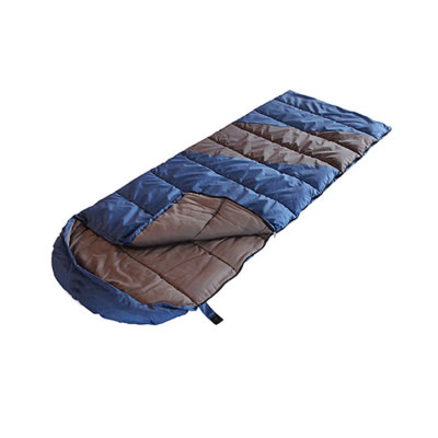 Wholesale Blue Outdoor Camping Sleeping Bag Cotton Waterproof-Cloudyoutdoor