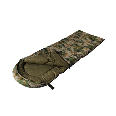 Amazon Top Seller Custom Print Winter Travel Cotton Sleeping Bag-Cloudyoutdoor