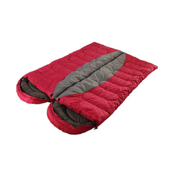Keep Warm Double Hiking Water proof Sleeping Bags Cheap-Cloudyoutdoor