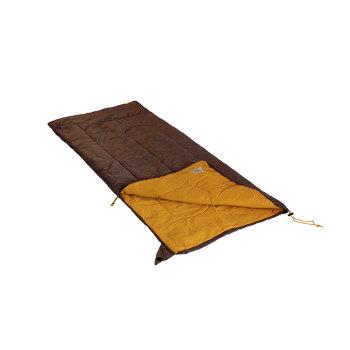 Best lightweight high quality sleeping bag outdoor brown 15-25℃