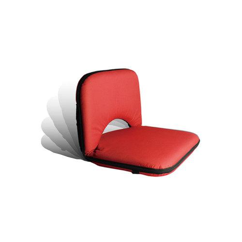 Outdoor Portable Multi-angle Adjustable Padded Football Folding Meditation Stadium Chair-Cloudyoutdoor